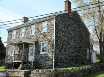 Old Stone Home Baltimore Maryland