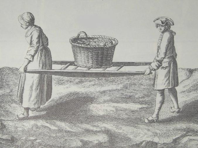 Example of Hand Barrow