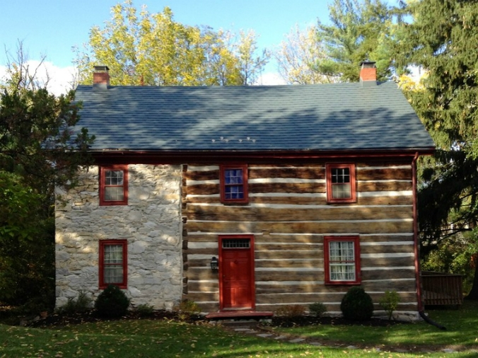 Oldest stone homes in the united states old stone houses for Log and stone homes