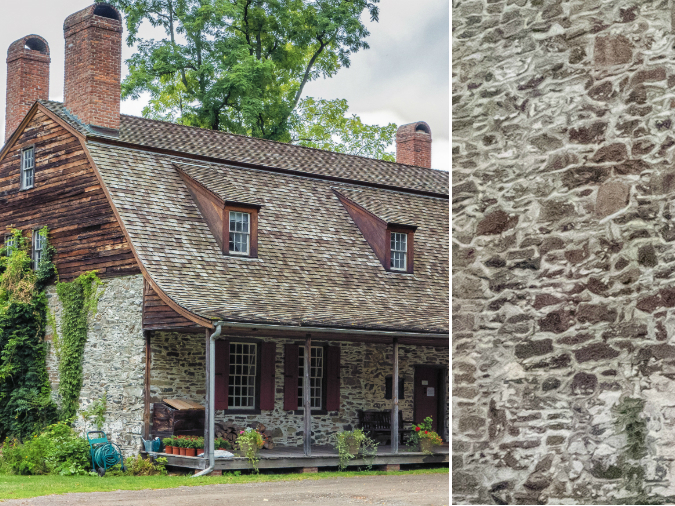 The Story of Stone and Early American Home Styles Old Stone Houses