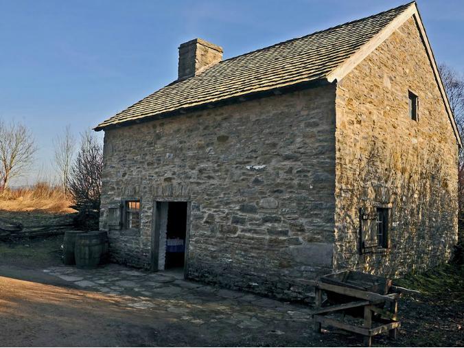 Samuel Fulton Stone House, Lancaster County, Pennsylvania, Irish settlers
