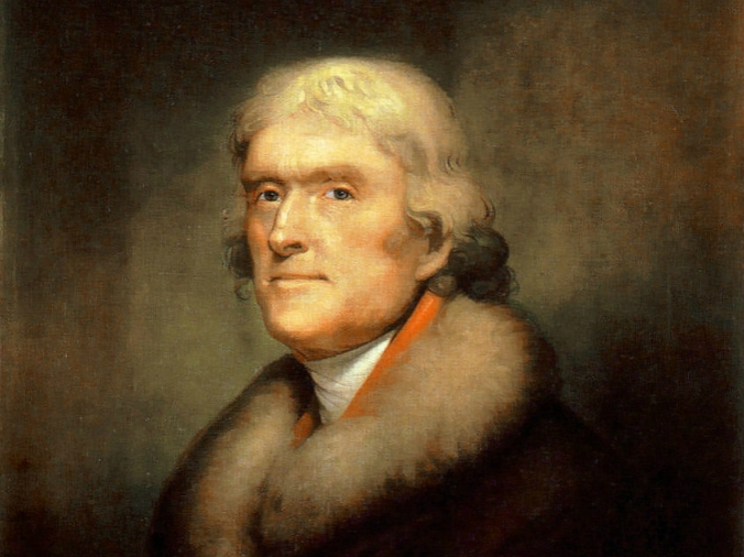 Thomas Jefferson, architecture, brick and stone construction