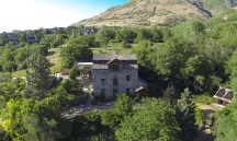 Richards Grist Mill, Farmington, Utah, Mormon mill, old stone mill for sale