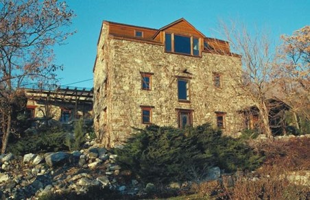 Richards Grist Mill, Farmington, Utah, old stone mill for sale