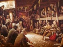 Famine Ships, Irish Immigrants, Shenandoah Valley, 1740