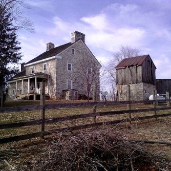 Oldenstone Farm, West Virginia, old stone farmhouse, working farm, stay in an old stone home, Shenandoah Valley