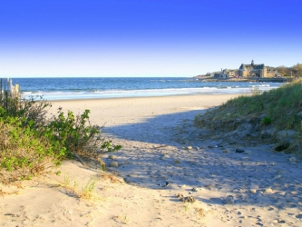 Narragansett Beaches Rhode Island