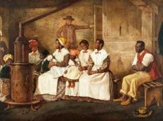 Virginia slavery codes, 1705