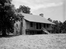 Old Rock House, Thomson, Georgia, Thomas Ansley, old stone house, oldest stone house in Georgia