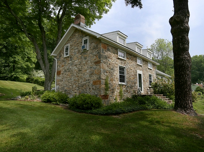 old stone cottage, Long Valley, New Jersey