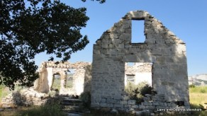 Old stone homestead, stone ruins, stone remains, California, early homesteaders