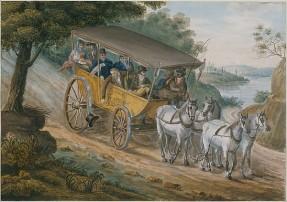 New Jersey Stagecoach