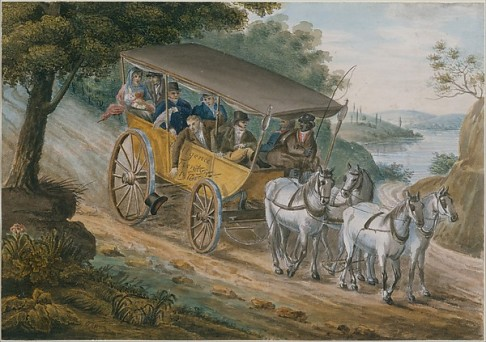 New Jersey Stagecoach