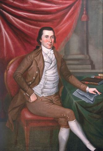 Major Isaac Hite, Jr. , Virginia