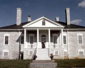 Belle Grove Plantation, Middletown Virginia, haunted houses, historic haunted mansions, real-life haunted houses, old stone homes, old stone houses, haunted houses of Virginia, Hetty Cooley Murder