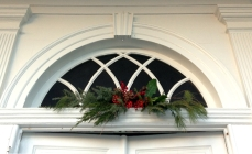 Belle Grove Plantation, Middleton, Virginia, Christmas decorations, holiday home tour, Christmas home tour, old stone home, old stone house