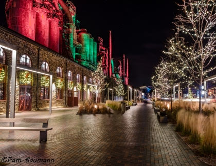 Bethlehem, Pennsylvania, Steel Stacks, Christmas, holiday home tour, Christmas home tour, old stone home, old stone house