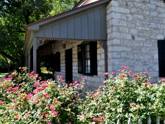 Circa-1885 stone home, Fredericksburg, Texas, old stone homes for sale, old stone house, old stone cottage