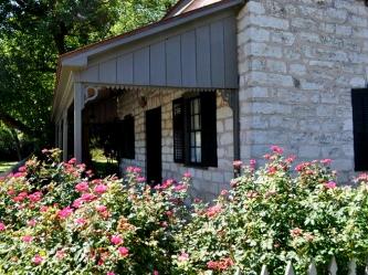 Circa-1885 stone home, Fredericksburg, Texas, old stone homes for sale, old stone house, old stone cottage