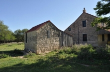 Fredericksburg, Texas, Pioneer homestead, old stone home for sale, old stone houses, old stone Smokehouse, historic preservation, masonry, fixer upper for sale