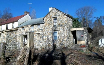 Havre de Grace, Maryland, old stone houses, old stone homes for sale, historic preservation, fixer upper for sale, masonry, abandoned places