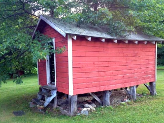 Saugerties Chicken Coop