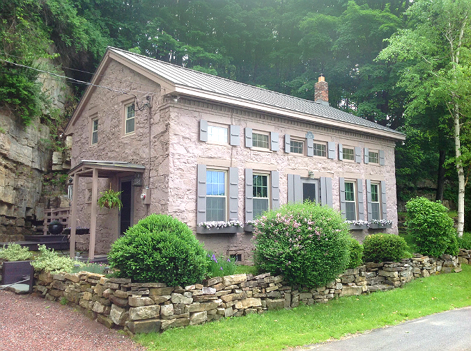 Old Stone Cottage, Whitehall, New York, old stone houses, old stone home for sale, colonial home, historic home for sale