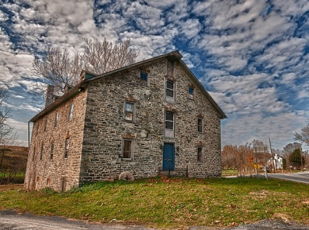 Edisonville Mill Strasburg PA, old stone mill, old mills for sale, mill photography, old stone homes for sale, old stone houses, historic properties