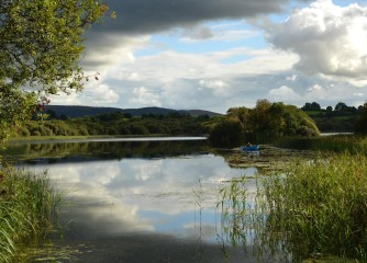 Lough Bridget Bodyke County Clare Ireland, Irish cottages, old stone homes for sale, old stone houses, historic properties