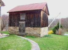 Old stone barn, Old Stone Cottage for sale Fleetwood Pennsylvania, old stone homes for sale, old stone houses for sale, historic properties, farmland