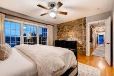 Old stone homes for sale, old stone houses for sale, Spark, Maryland, historic properties, bedroom design