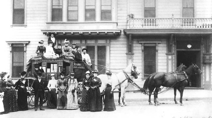 historic stagecoach stops