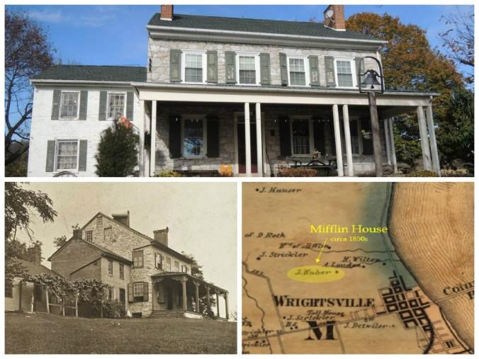 Mifflin House Hybla Wrightsville