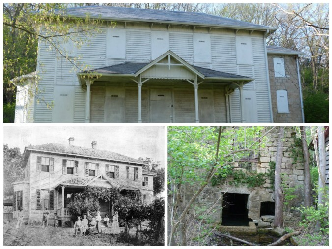 Phillip Kaes House Castlewood